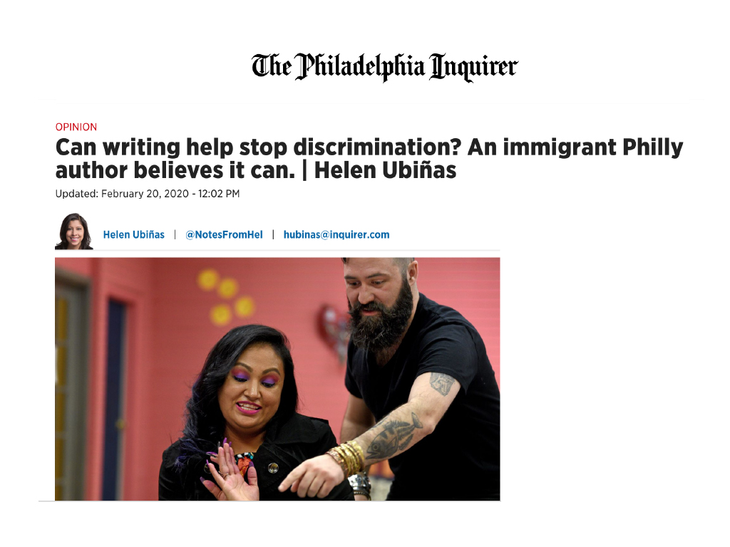 Immigrant Author at MW