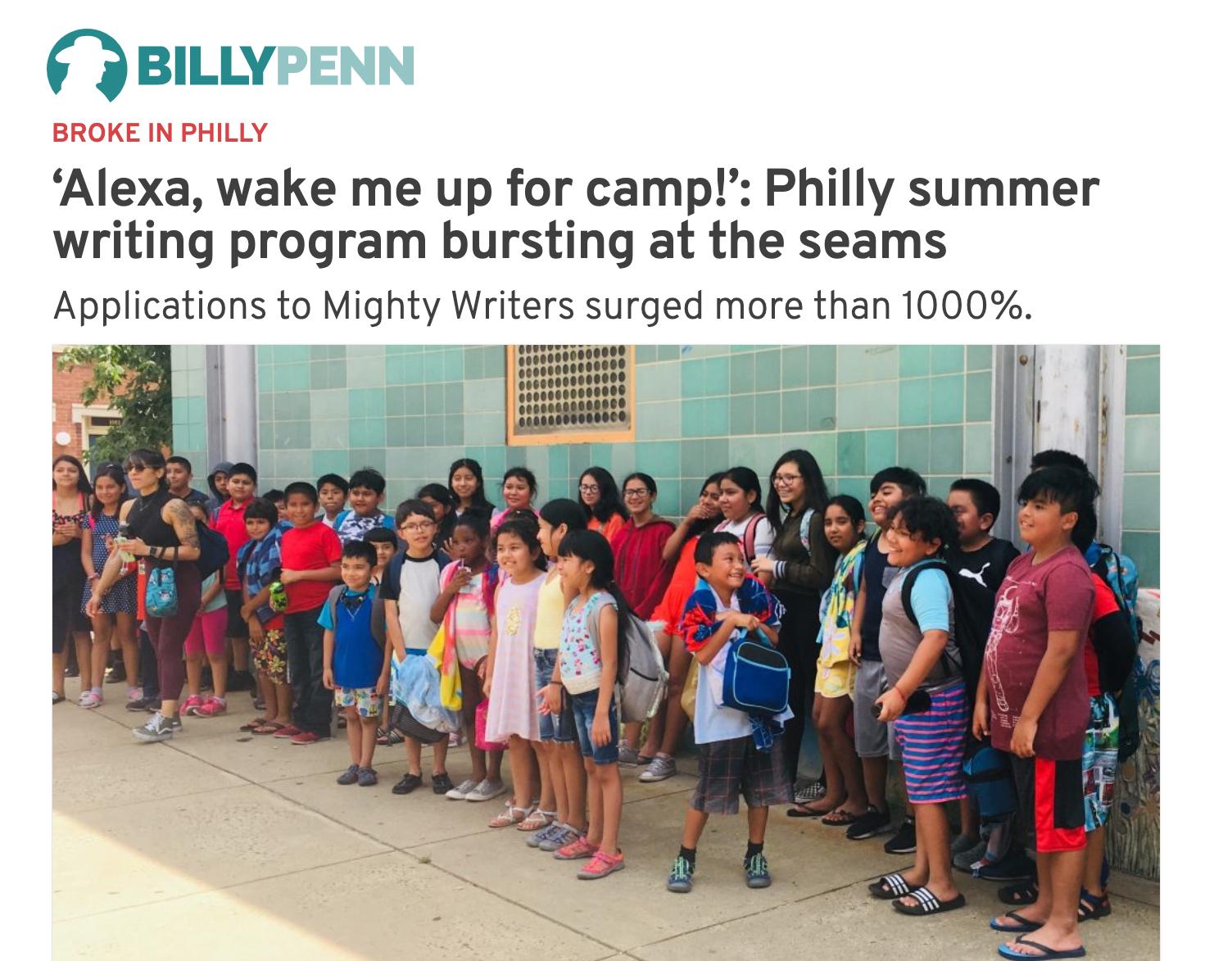 Summer Enrollment Soars at MW